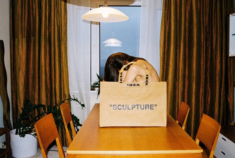 Вместе с Марией Деминой разбираемся с покупками из Икеи / фото 03