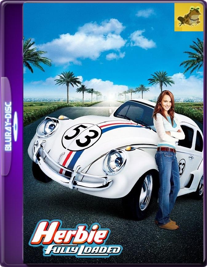 Herbie: A Toda Marcha (2005) Brrip 1080p (60 FPS) Latino / Inglés