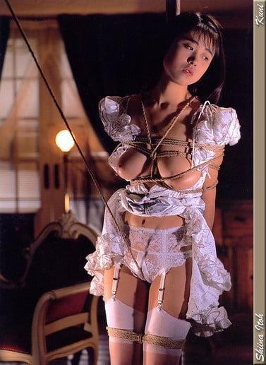 Rope bondage girl-3945