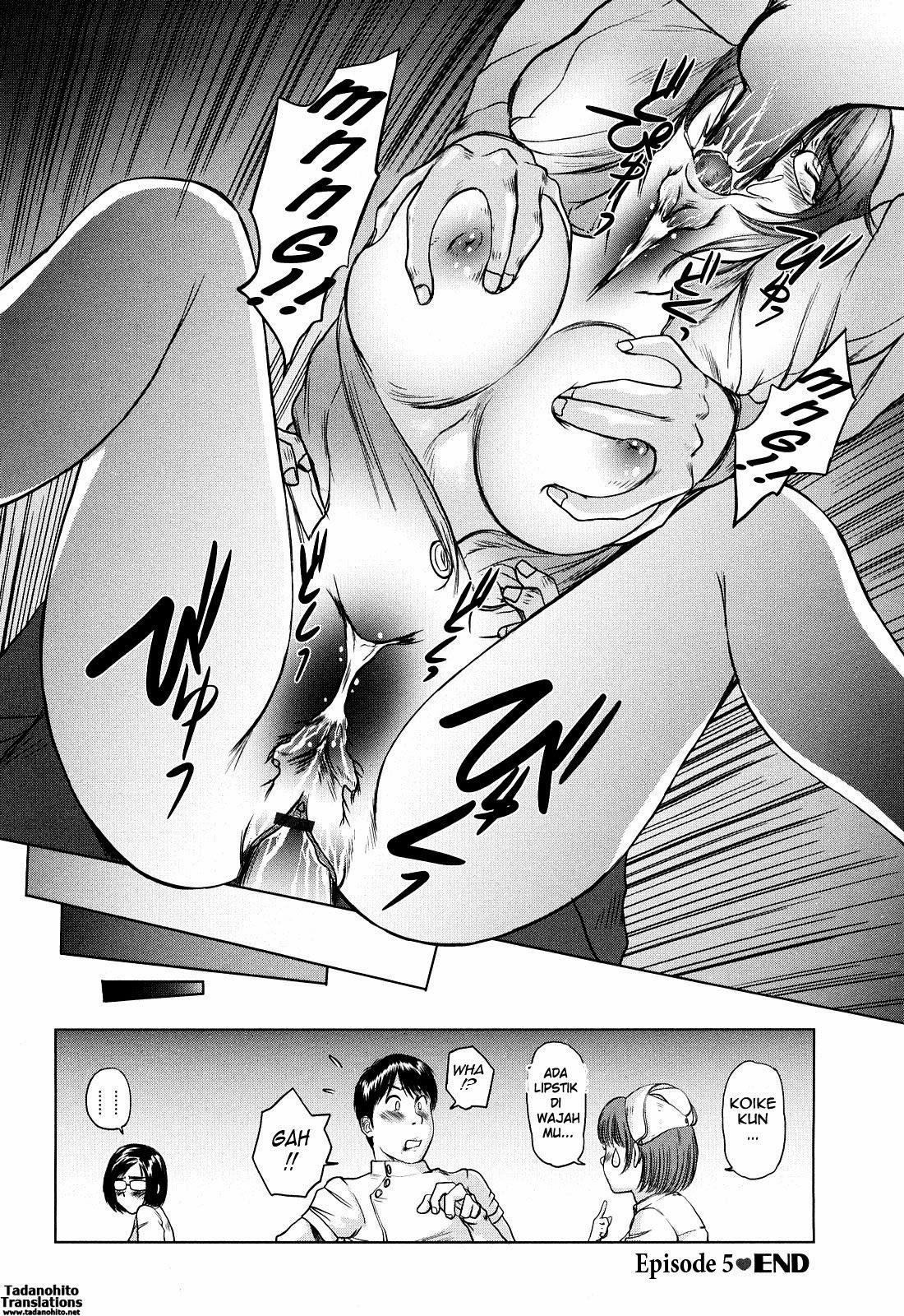 Komik Hentai Suster Semok bikin sange 2 Pasien Manga Sex Porn Doujin XXX Bokep 18