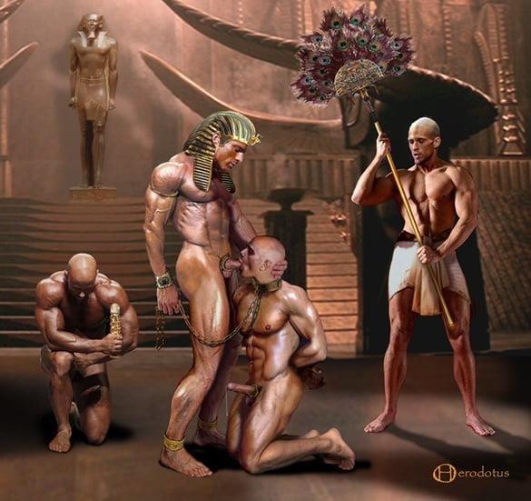 Roman slave xxx-5330