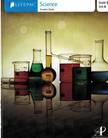 Alpha Omega 5th Grade Science 506
