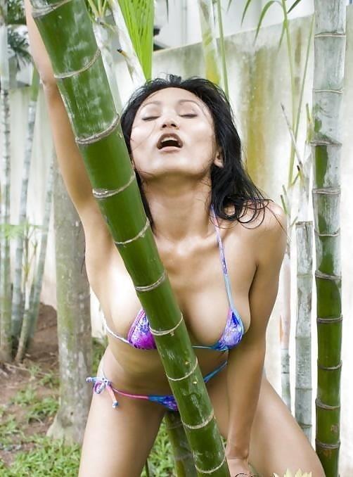 Sexy asian girl bikini-9546