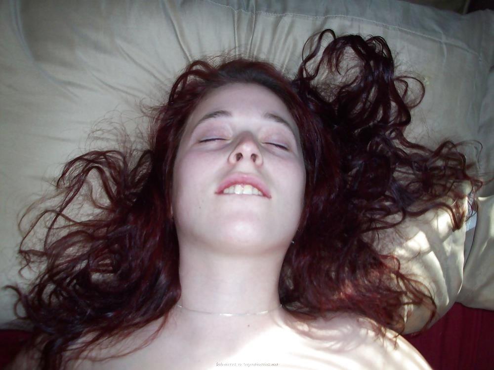 Redhead blowjob gallery-9053