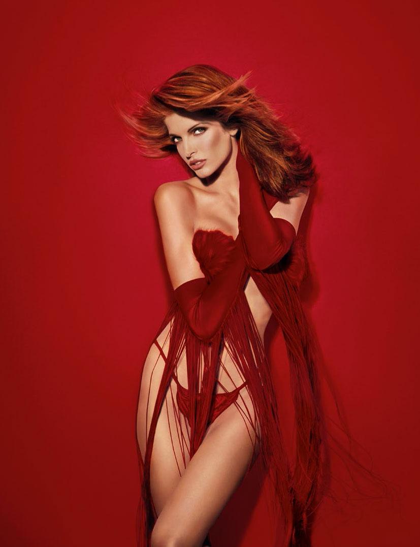 рыжие сексуальные красавицы в журнале Playboy - Stephanie Seymour