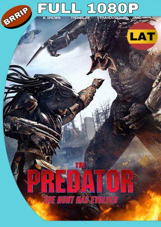 El Depredador (2018) BRRip Full 1080p Audio Trial Latino-Castellano-Ingles MKV