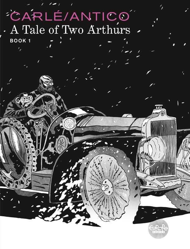 A Tale of Two Arthurs Book 01 (2020)