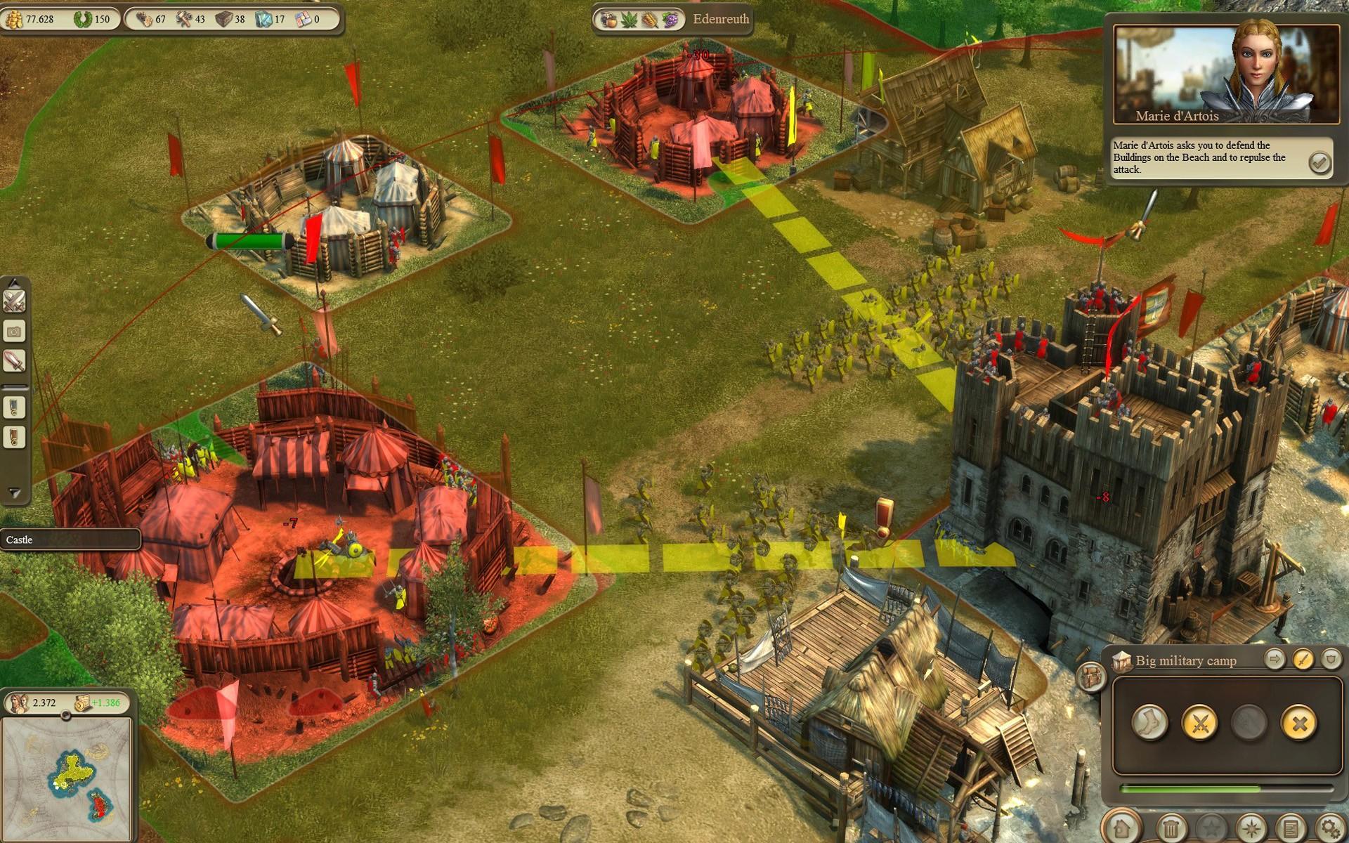 Anno 1404 Gold Edition Captura 1