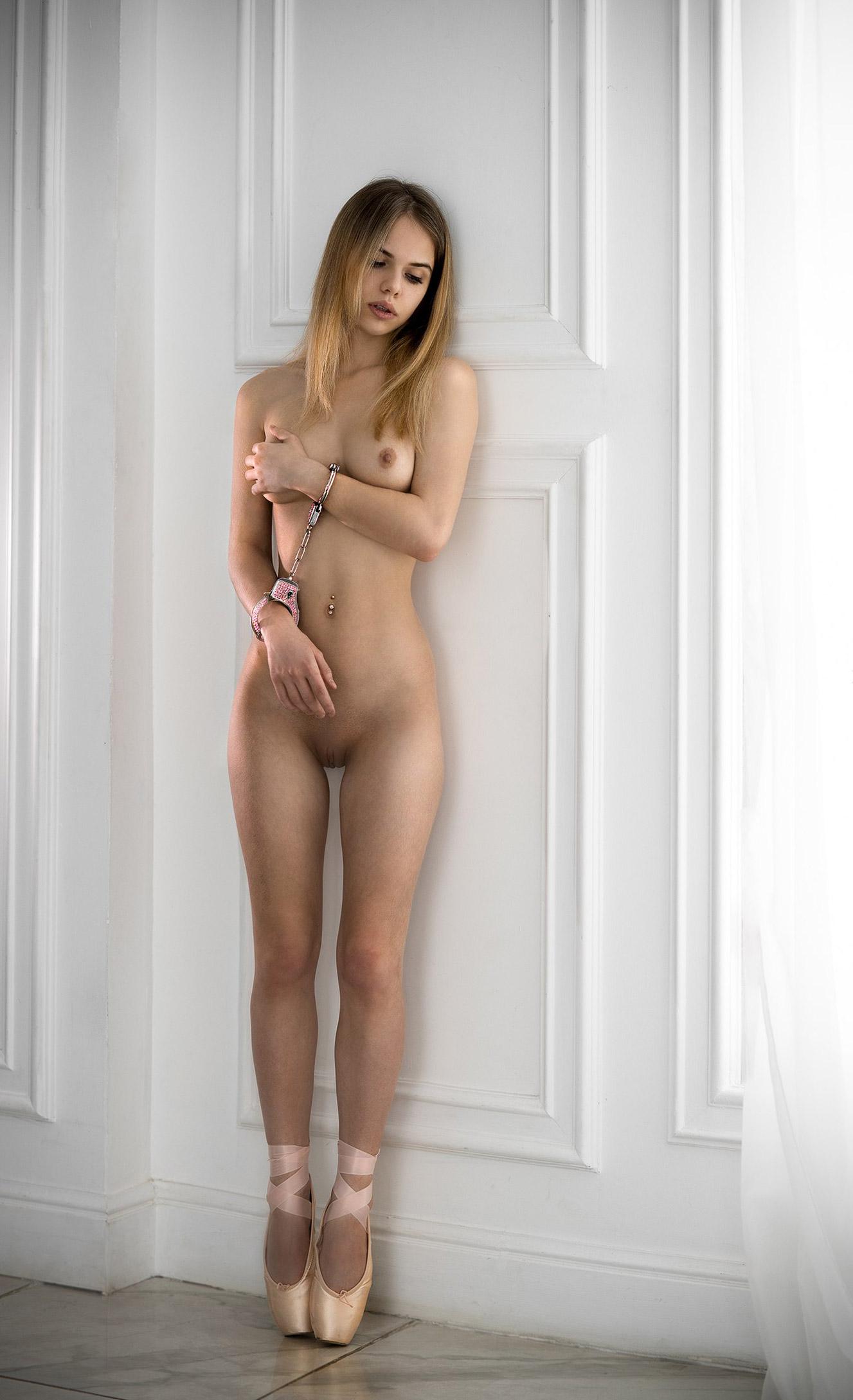 Alexandra Smelova nude balet by Vladimir Nikolaev