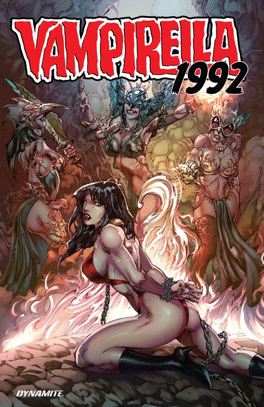 Vampirella 1992 (2021)