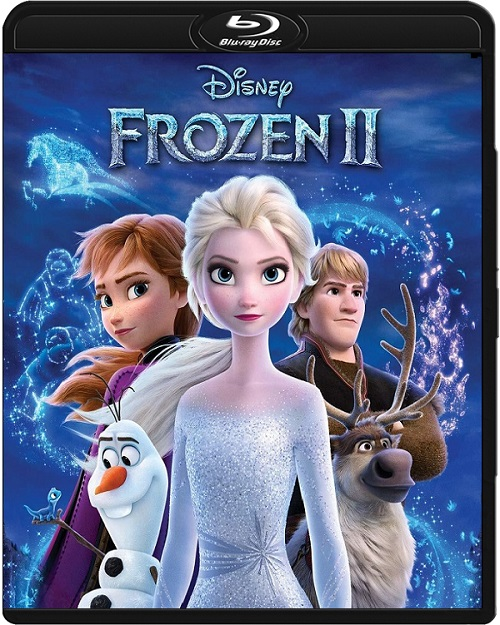 Kraina lodu II / Frozen II (2019) MULTi.1080p.BluRay.x264.AC3-DENDA / DUBBING i NAPISY PL