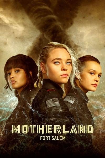 Motherland Fort Salem S02E06 720p HEVC x265-MeGusta