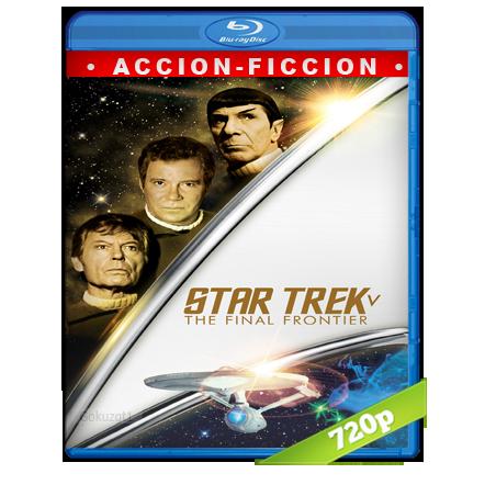 Viaje A Las Estrellas 5 La Ultima Frontera 720p Lat-Cast-Ing 5.1 (1989)