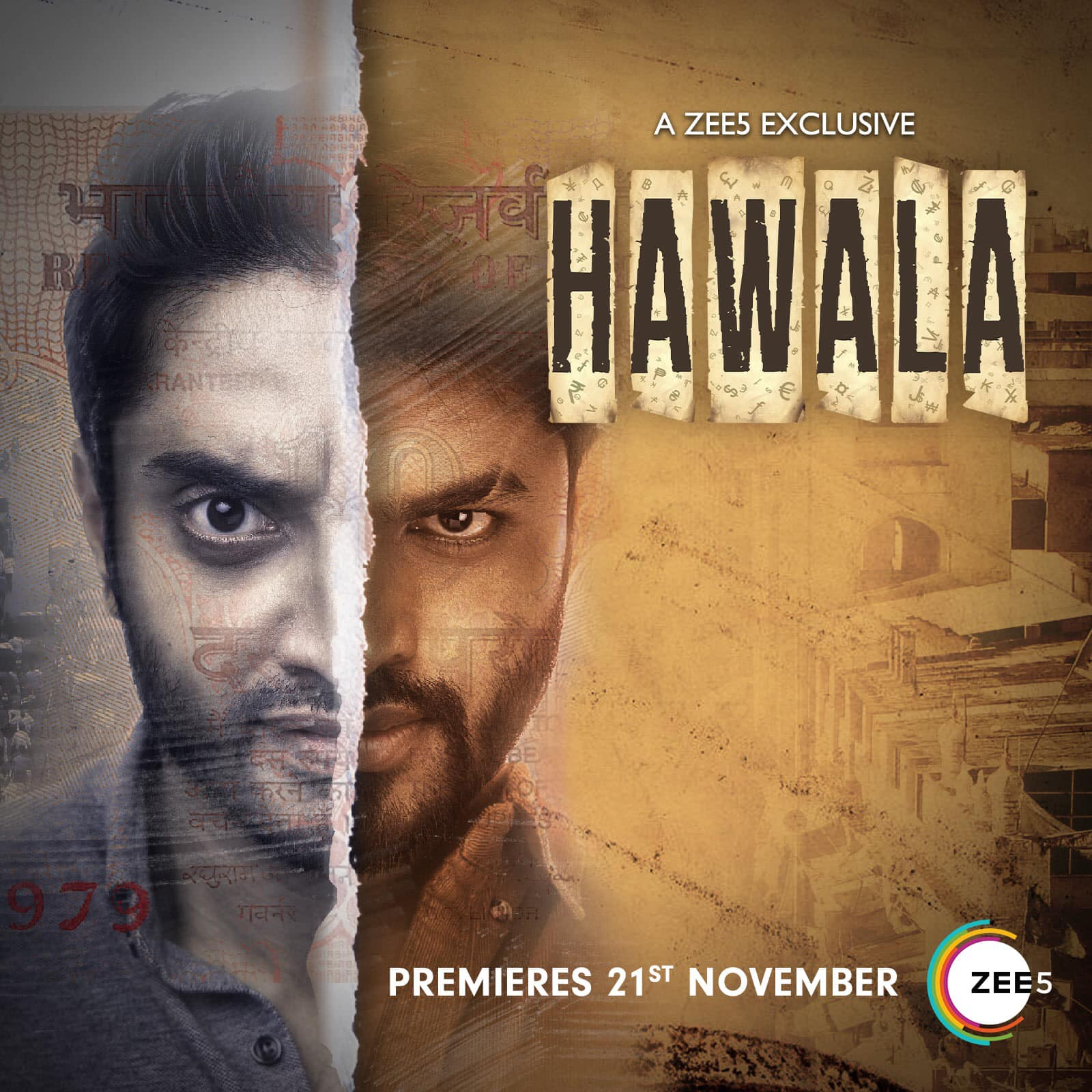 Hawala 2019 Zee5 Originals S01 1080p WEB-DL
