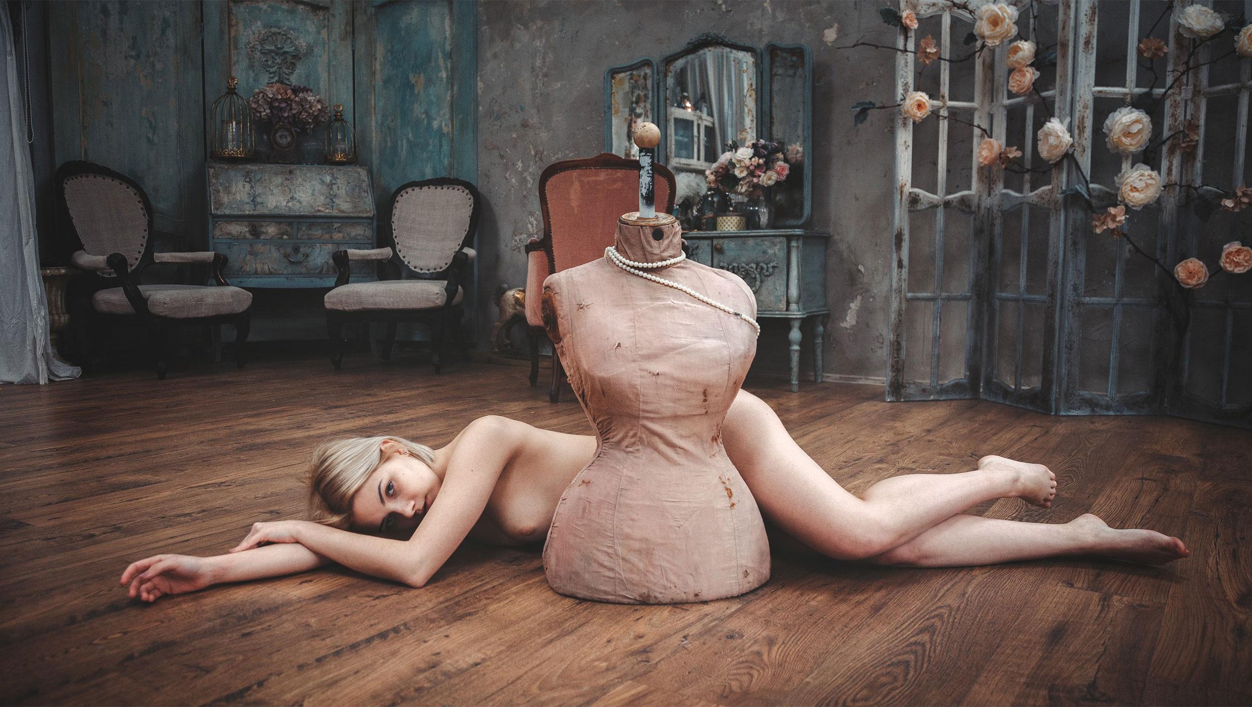 Виктория Соколова / Victoria Sokolova by Andrey Vasilyev