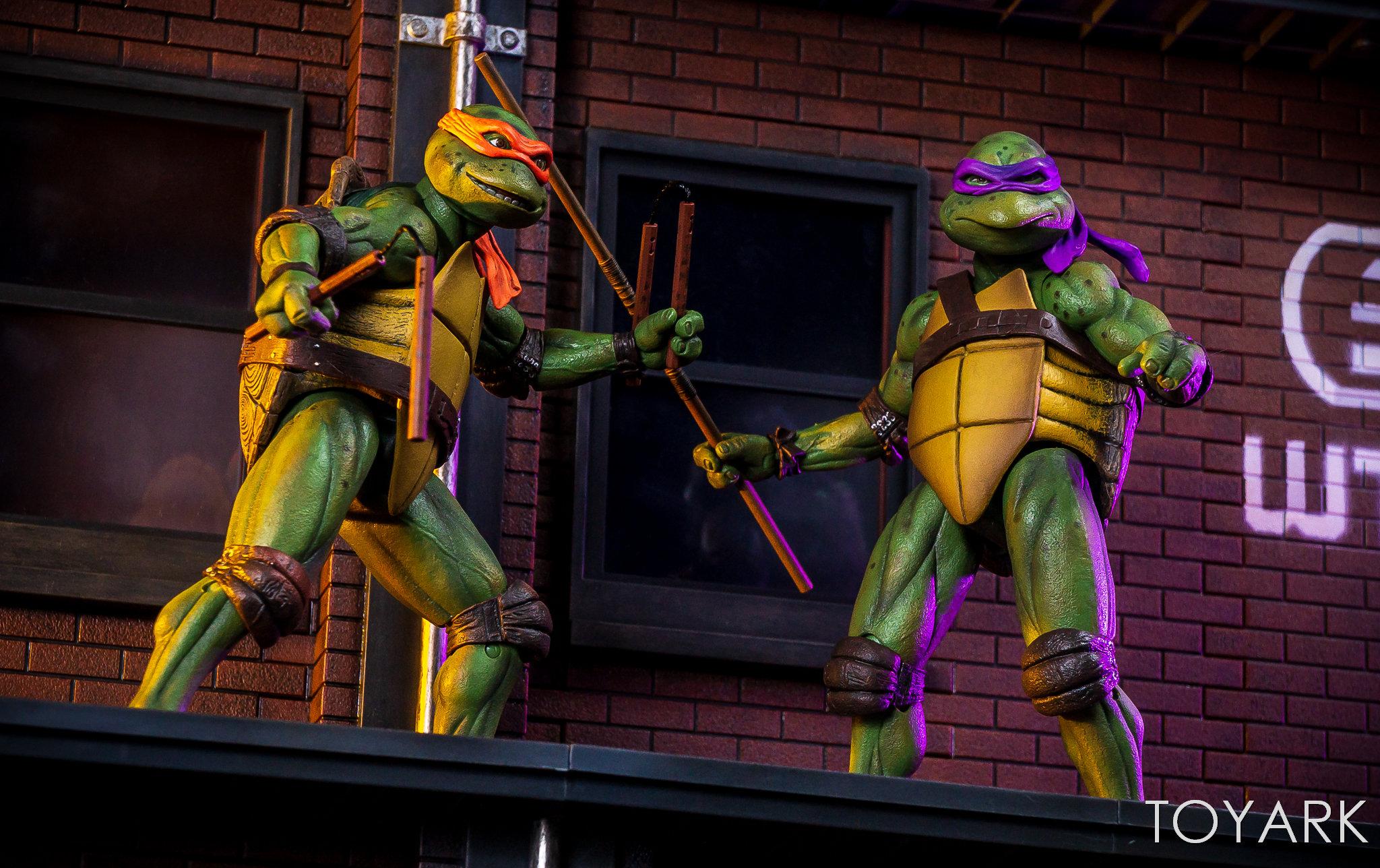 Teenage Mutant Ninja Turtles 1990 Exclusive Set (Neca) GwwkdSQg_o