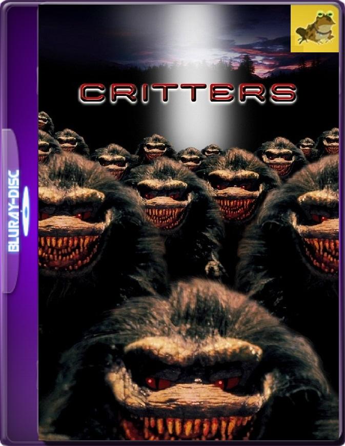 Critters (1986) Brrip 1080p (60 FPS) Latino / Inglés