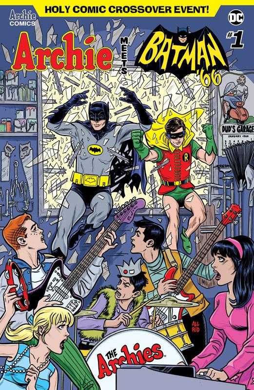 Archie Meets Batman '66 #1-6 (2018-2019) Complete