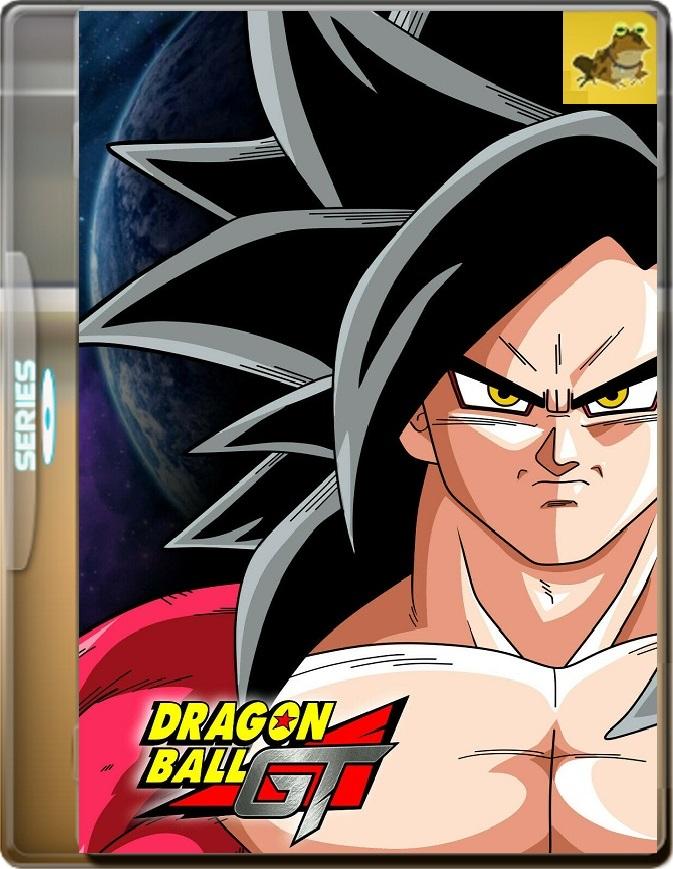 Dragon Ball GT (1996) WEB-DL 1080p (60 FPS) Latino / Japonés