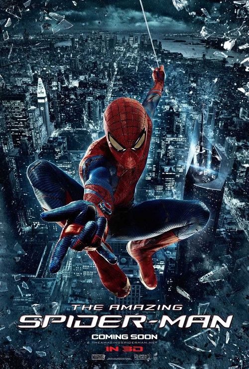 Niesamowity Spider-Man / The Amazing Spider-Man (2012-2014) DUOLOGY.MULTi.REMUX.2160p.UHD.Blu-ray.HDR.HEVC.ATMOS7.1-DENDA / LEKTOR, DUBBING i NAPISY PL