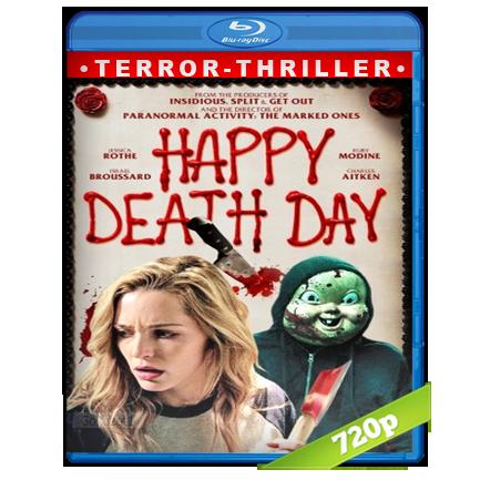 Feliz Dia De Tu Muerte [BDRip m720p][Trial Lat/Cast/Ing][VS][Thriller](2017)