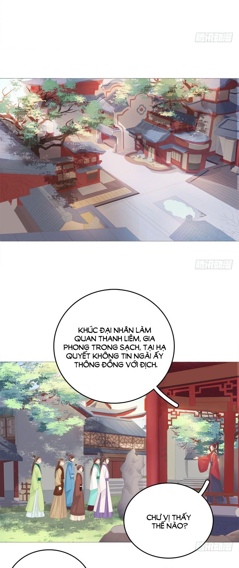 Xuân Khuê Bí Lục: Xưởng Công Thái Liêu Nhân chap 26 - Trang 8