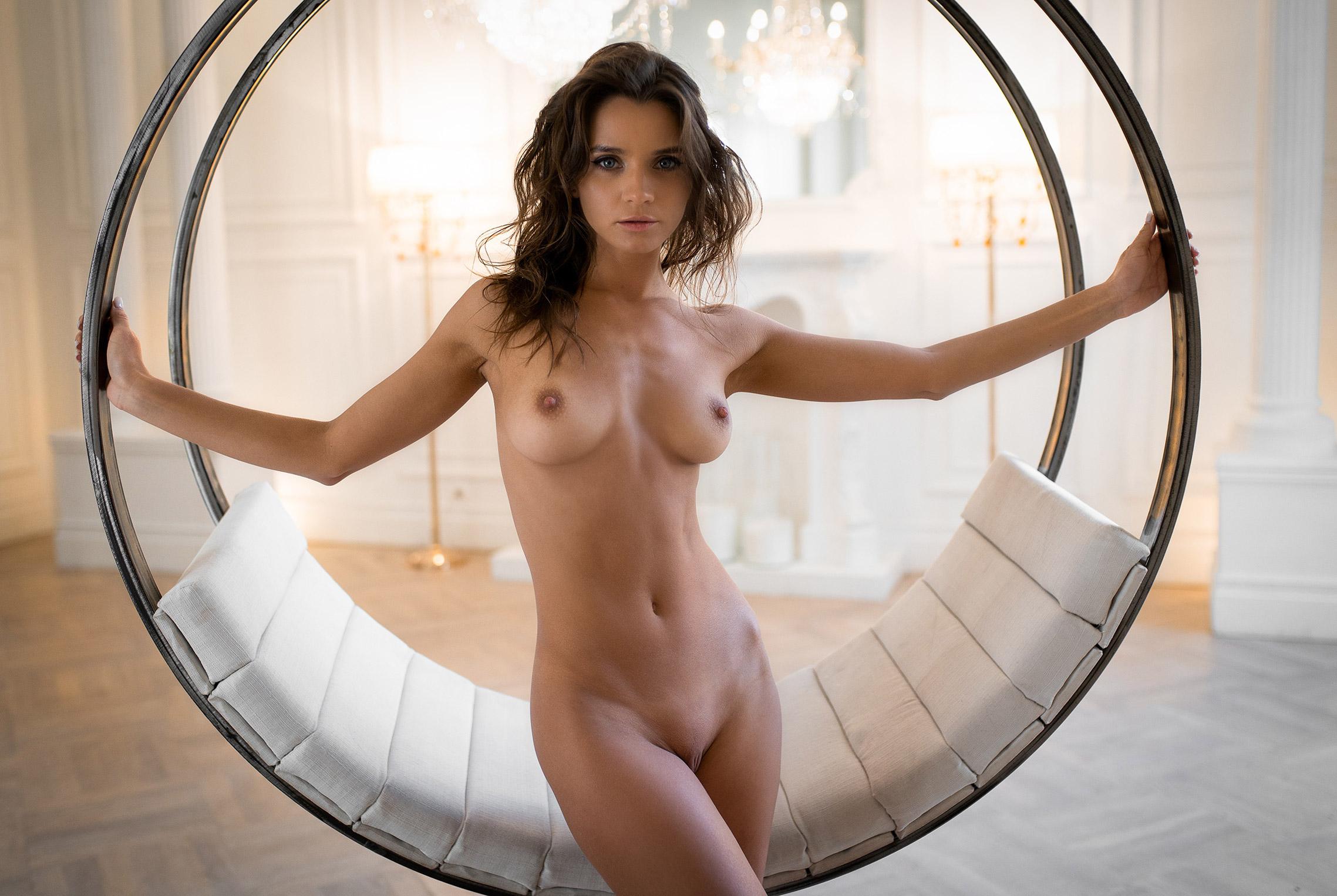 Сексуальная Кристина Макарова / Kristina Makarova nude by Vladimir Nikolaev