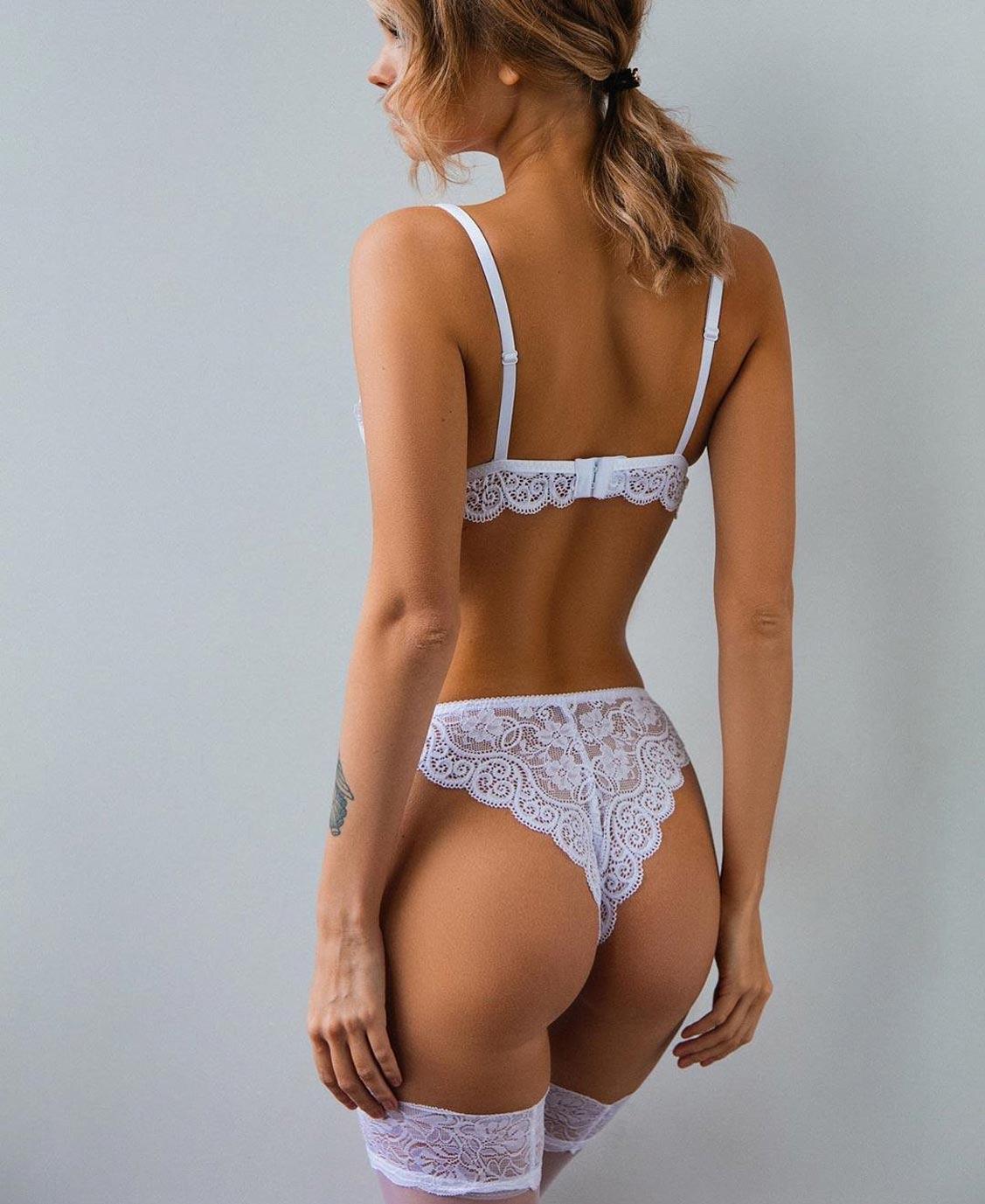 Анастасия Щеглова в нижнем белье торговой марки MissX / фото 36