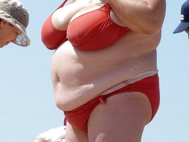 Nude big boobs on beach-4399
