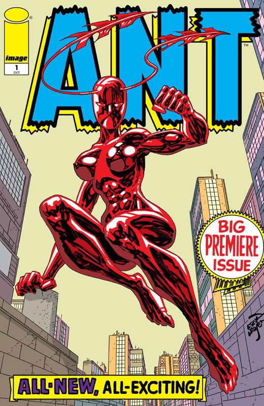 Ant 001 (2021)