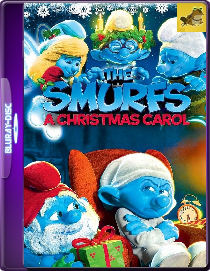 Los Pitufos: Cuento De Navidad (2011) Brrip 1080p (60 FPS) Latino