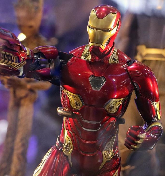 Avengers - Infinity Wars - Iron Man Mark L (50) 1/6 (Hot Toys) QxF66SLn_o