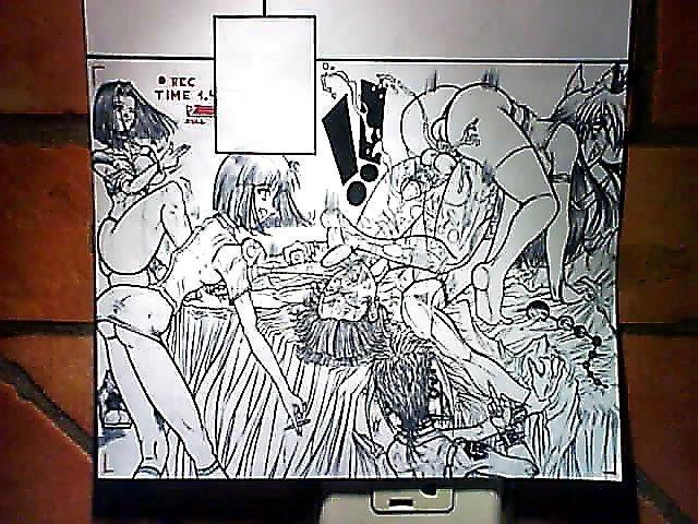 Black lesbian strapon orgy-7184