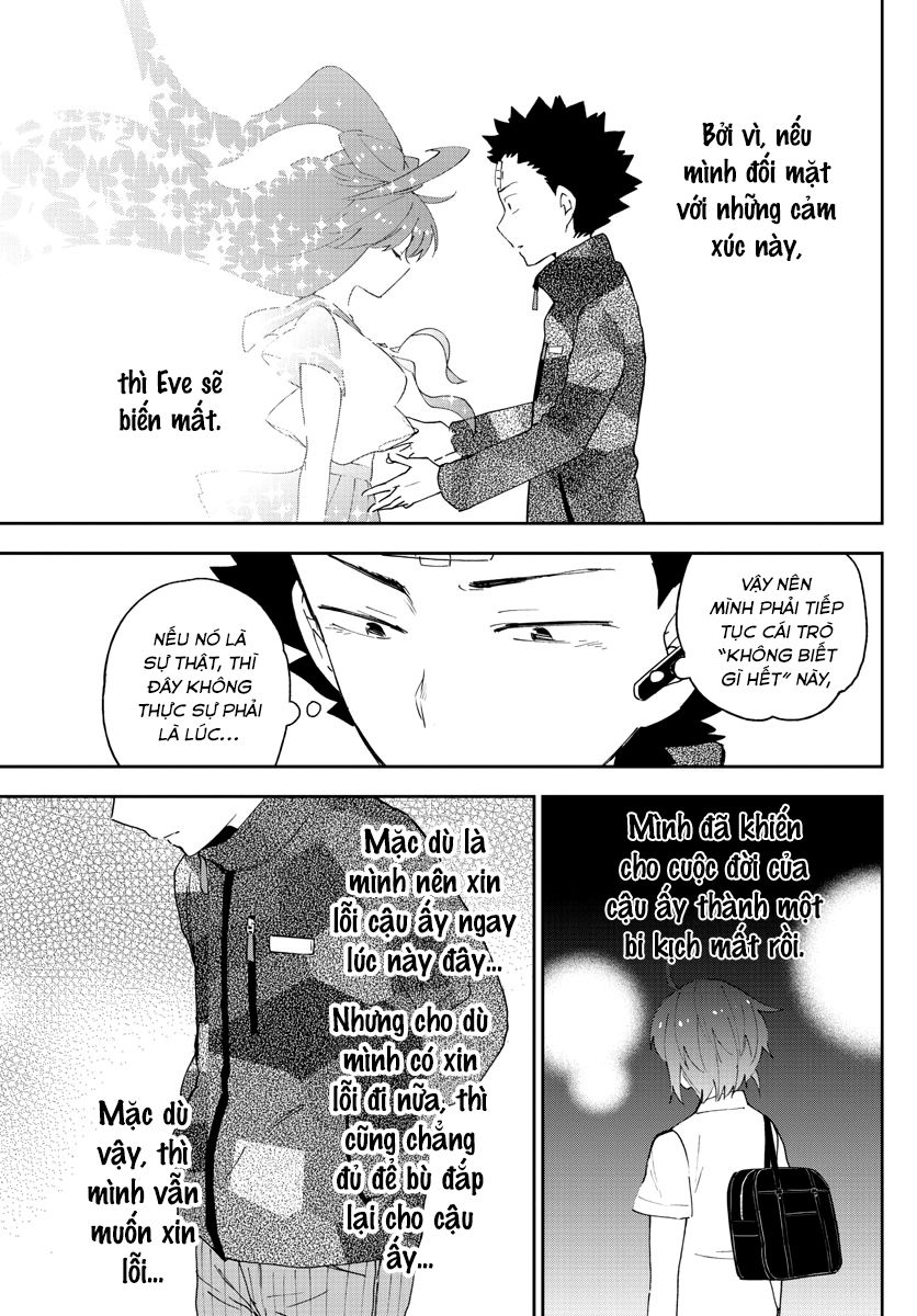Hatsukoi Zombie Chapter 130 - Trang 15