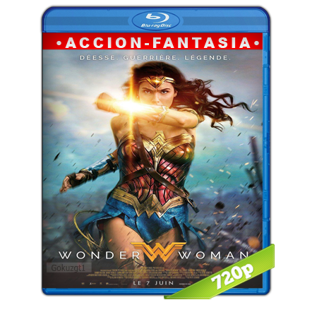 descargar Mujer Maravilla 720p Lat-Cast-Ing[Fantastico](2017) gratis