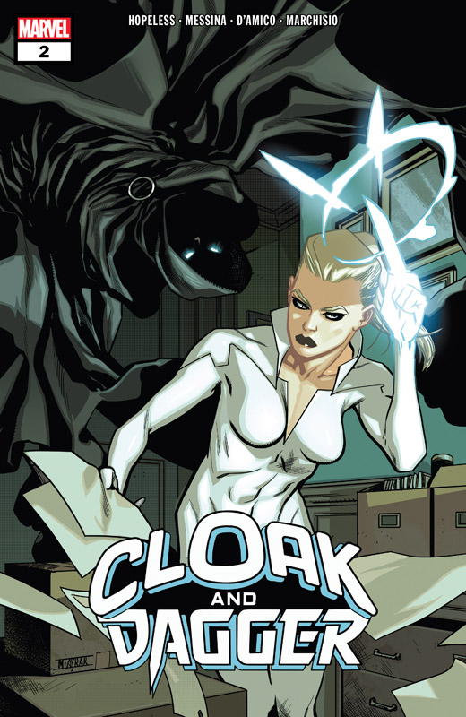 Cloak and Dagger #1-6 (2018) Complete