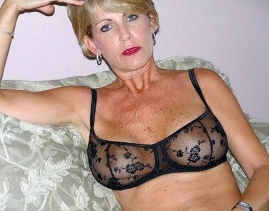 Nude lingerie mature-8679