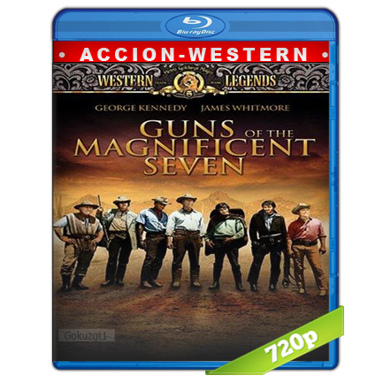 La Furia De Los Siete Magnificos 720p Lat-Cast-Ing[Western](1969)