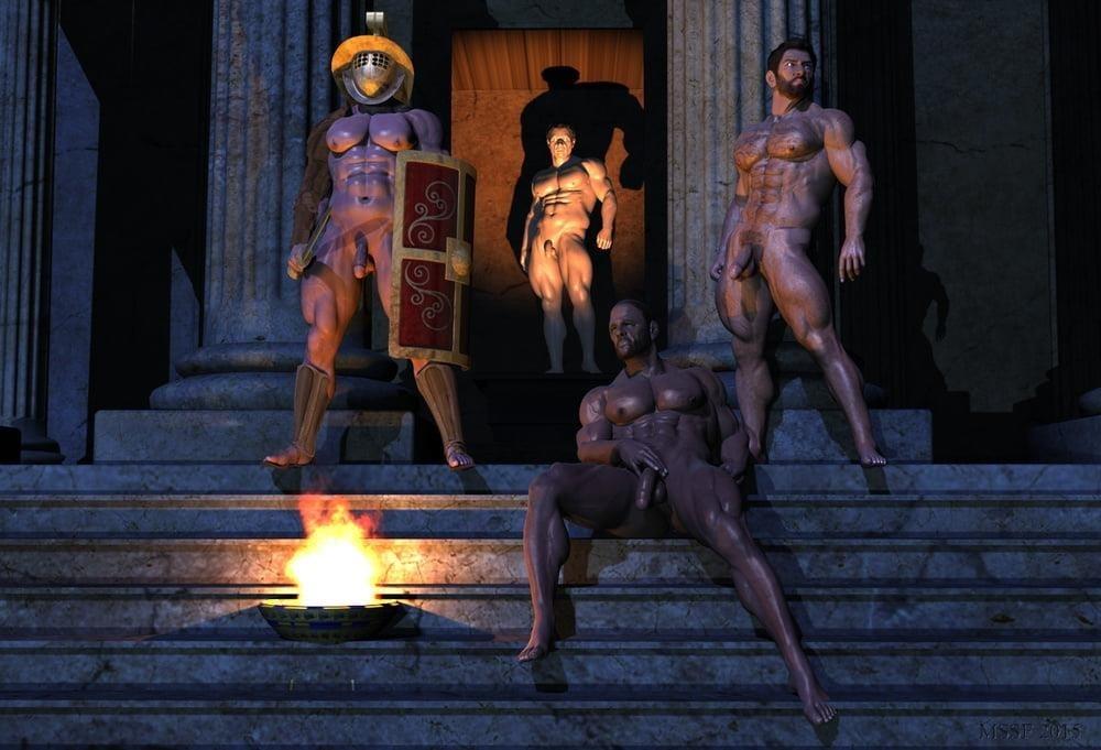 Roman slave xxx-4489