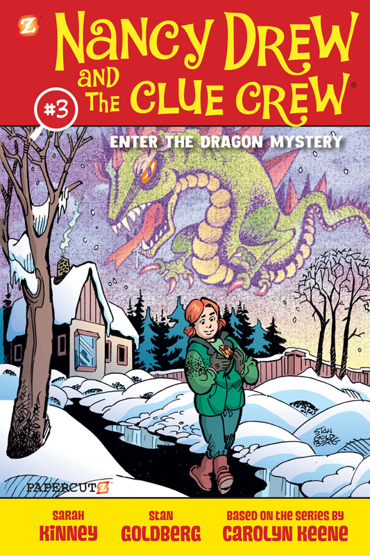 Nancy Drew and the Clue Crew v01-v03 (2012-2013)
