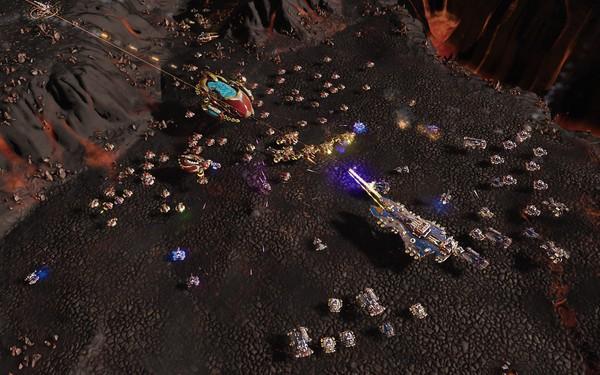 Ashes of the Singularity: Escalation Captura 3