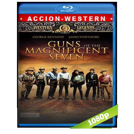 La Furia De Los Siete Magnificos 1080p Lat-Cast-Ing[Western](1969)