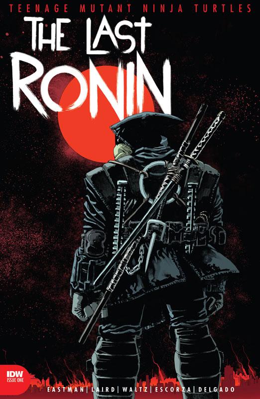 Teenage Mutant Ninja Turtles - The Last Ronin #1-2 (2020-2021)