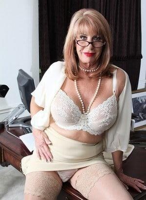 Nude lingerie mature-3669