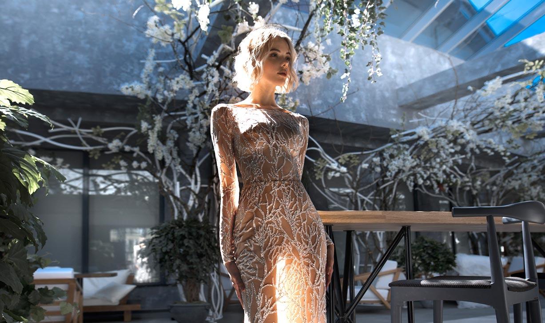 Свадебные платья Стрекоза / Polina Arkhipova/Savosh by Alla Parhimovich