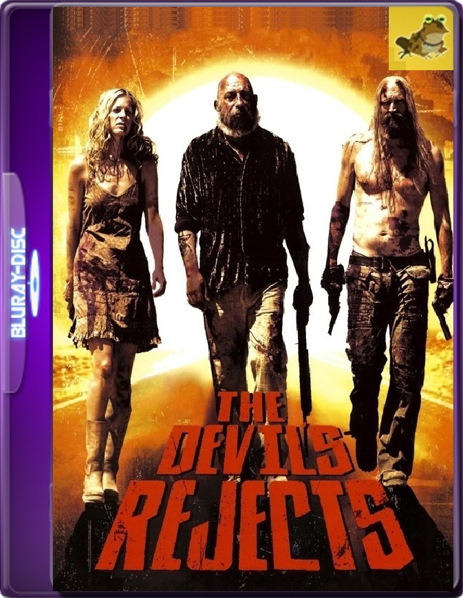 Los Renegados Del Diablo (2005) Brrip 1080p (60 FPS) Latino / Inglés