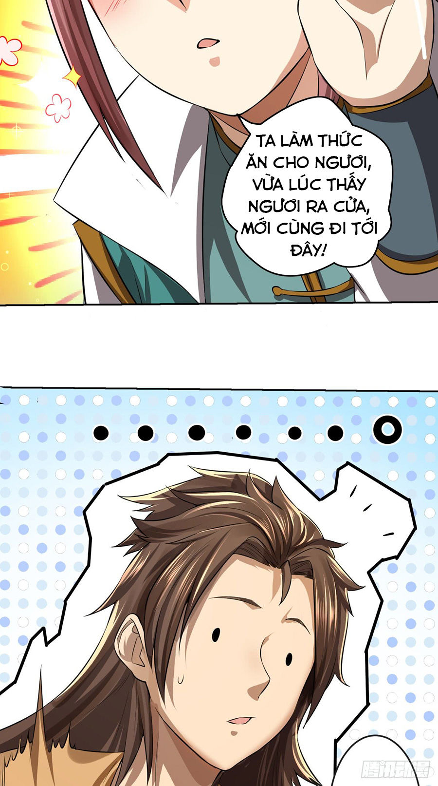 Tu Thiên Truyện Chapter 12 - Trang 6