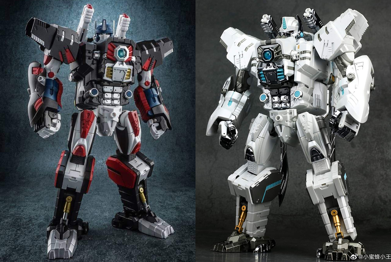 Produit Tiers - Design T-Beast - Basé sur Beast Wars - par Generation Toy, DX9 Toys, TT Hongli, Transform Element, etc - Page 3 NKfEkgs1_o