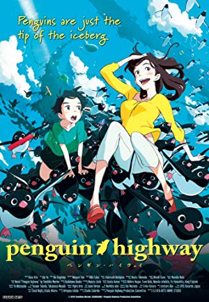 Penguin Highway 2018 DUBBED BRRip XviD MP3-XVID