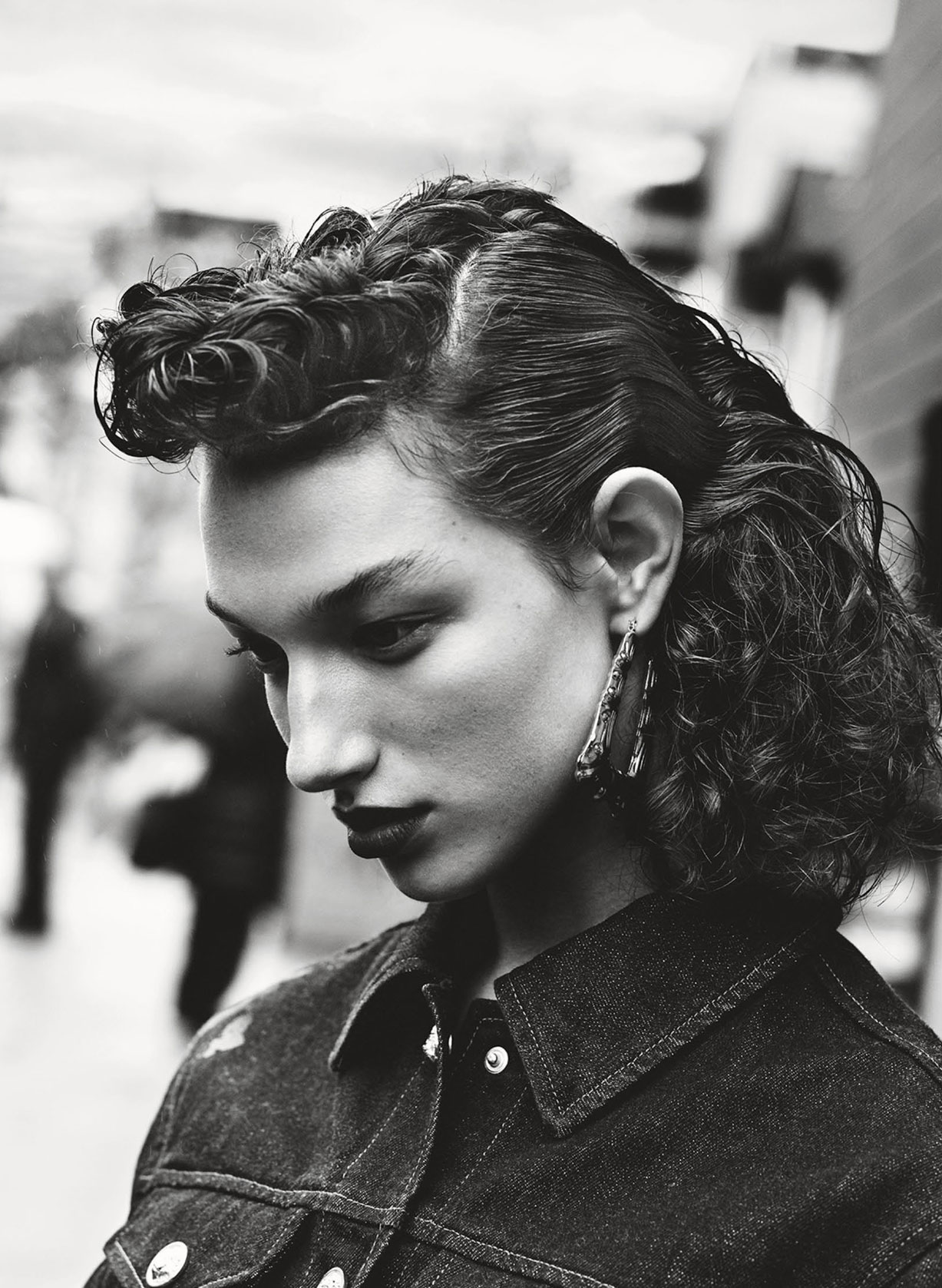 photo by Mert Alas and Marcus Piggott - W Magazine september 2017